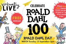 Roald Dahl Day / All the Roald Dahl classics and other cool stuff!