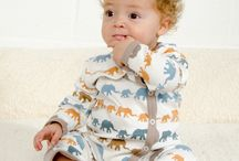 Organic Rompers from Tilly & Jasper