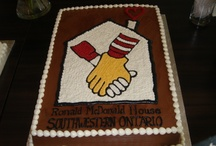 Food Inspired by RMHC / We love seeing how creative supporters get to celebrate RMHC through food. / by RMHC *