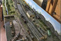 model railway developments