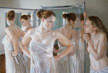 Francine Van Hove (1942 - French figurative artist) / Francine Van Hove (1942 - French figurative artist)