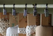 Craft Storage / by Vicki Fields