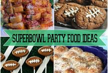 Superbowl food / by Whitney Bond