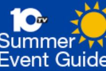 Summer Event Guide / by WBNS Columbus