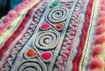 Hmong /Miao textiles