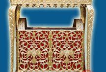 Orthodox Candelabrum Candle Church Holders @nioras.com