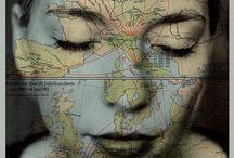 Atlas Art / AtlasArt - handmade good for travelistas