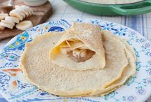 Paleo pancakes and waffles
