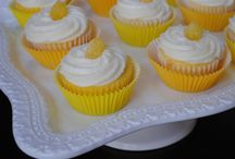 cake/cupcake recipes to try / by Missy Nielsen
