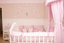 quarto de bebê / decoração