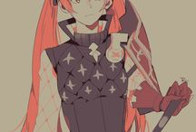 Selena / Severa, The Twin-tailed Mercenary