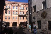 Innsbruck - Public Buildings
