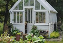 2. Växthus på kolonilotten