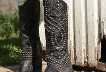 Gypsy Cowgirl Boots