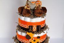 Diaper Cake / by Julie Doan