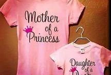 Moederdag / T-shirt ideeën voor moederdag