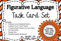 task cards / by Elizabeth Seibel