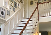 House - stairs/hall
