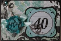 Age Birthday Cards / Cards for any age.  Custom orders welcome