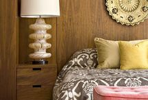 bedheads rated adult only / the bedroom is an adult domain and the bedhead anchors the room.