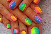 belleza uñas