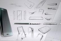 Interior Sketches / Design Process
