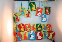Idee per bomboniere / Idee regalo per tutte le occasioni, simpatici sacchetti ed oggettini in pannolenci, eleganti cestini in corda e uncinetto, interamente realizzati a mano