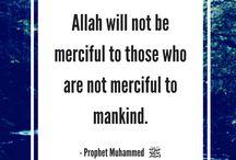 Hadith / Sayings of Prophet Muhammed (ﷺ)