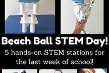 Education - Beach Ball Ideas