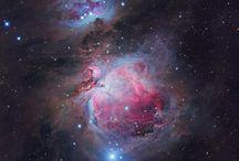 Hvězdná obloha / Hvězdy, galaxie