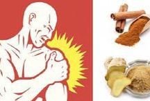 para los dolores musculares