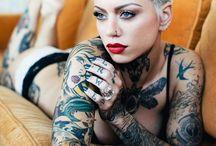 Tattoo Shoot: Concept Board