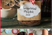 christmas homemade! / Christmas decorations and gifts