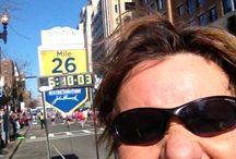 Boston Marathon in Pictures / My huge journey I took from Hopkinton to Boylston.