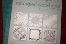 My Book! The Zentangle Untangled Workbook