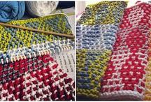 mosaic knit