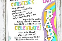 Oh the places she will go! -Nan Baby Shower / by Rachel Waite