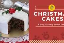 The History Of Traditional Christmas Cakes