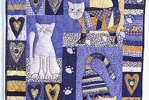 állatos quilt