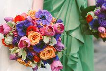 Bridal Blomme