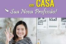 Assistente Virtual / Assistente Virtual, Secretária Remota, Trabalhar em Casa, Home Office, Renda Extra, Empreendedorismo.