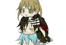 Soul Eater Meisters