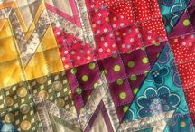 quilt's I'd love to make, but most likely won't / by Sandra Burns