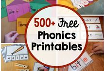Phonics and Letters