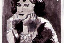 Como Viver Quando se é Infeliz / Ilustrações do blog http://comoviverinfeliz.blogspot.com.br