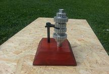 atv sport cups - sportovni pohary / Poháry ruční výroba