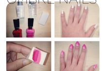 Nail Designs / Different nail designs and products