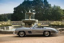 Mercedes Benz / Lovely cars