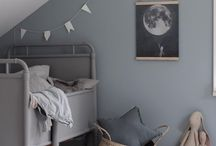 grey - children's room