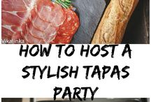 Recipes-Spanish Tapas